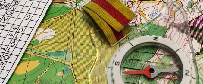 Maps And Equipment Claro Orienteering