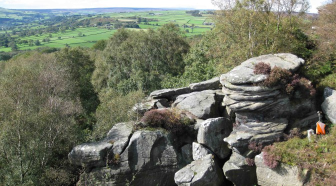 Brimham Rocks 22 Nov 15